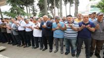 Mursi için gıyabi namaz kılındı