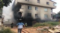 Darıca'da yangın