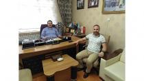 Ali Osman Gür mesaiye başladı