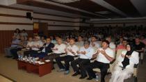 15 Temmuz şehitleri için Çayırova'da program düzenlendi