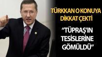 Türkkan O Konuya Dikkat Çekti