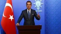 AK Parti Sözcüsü Çelik'ten 'erken seçim' açıklaması