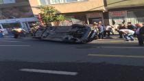 Çayırova'da kaza : 1 yaralı