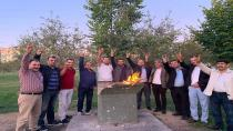 ÇAYIROVA MHP PİKNİKTE İSTİŞARE ETTİ