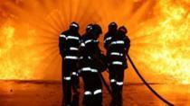 Gebze'de yangın:Yaralılar var