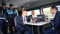 Darıca'da mobil ruhsat ve denetim hizmeti başladı