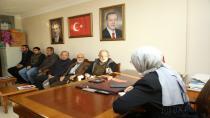 Katırcıoğlu vatandaşları dinledi!