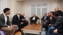 Son başbakan Yıldırım Çayırova'da