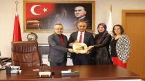 Marmara Sivaslı iş insanları başsavcıyı ziyaret ettiler