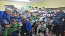 Ve Beylikbağıspor Türkiye Şampiyonasında