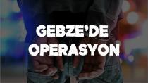 Gebze'de fuhuş operasyonu: 52 göz altı