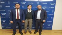 Saadet Gebze'de devir teslim yapıldı