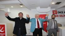 Refah'a Gebze'li başkan