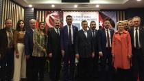 İYİ parti Gebze'de Uluköylü seçilmiş başkan