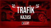 Çayırova'da kaza:10 yaralı