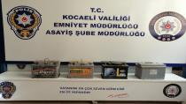 Kocaeli emniyetinden İstanbul'da operasyon