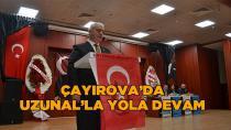 İYİ Parti'de Uzunal'la devam