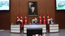 Vali Aksoy başkanlığında toplandılar