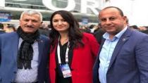 Halis Koç'un kızı İzmit belediyesinde işemi başladı?