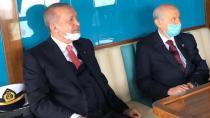 Erdoğan ve Bahçeli aylar sonra bir arada