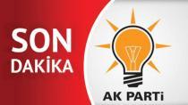 Turan açıkladı,8 Belediye başkanı AK Parti'ye geçti