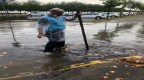 Kocaeli'de 2 saatte metrekareye 62 kg yağış düştü