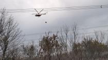 Gebze,Başiskele,Kandıra Derince ilçelerinde 11 yerde yangın