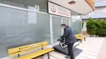 Çayırova'da virüsle mücadele sürüyor