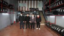 Darıca Belediye Başkanı Muzaffer Bıyık esnaf ziyaretlerini sürdürüyor