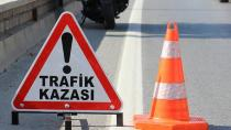 Gebze'de kaza:1 ölü
