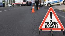 Trafik kazası:6 yaralı